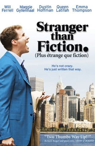 Stranger Than Fiction (2006) (C) - Anthology Ottawa