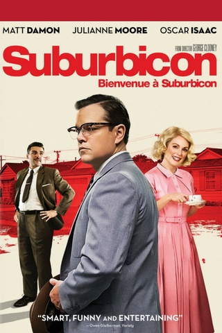 Suburbicon (2017) (HNR) - Anthology Ottawa