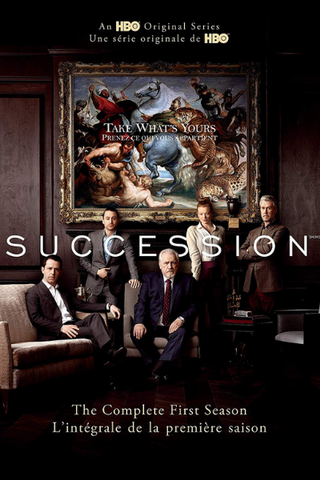Succession: The Complete 1st Season (2018) (THNR14)