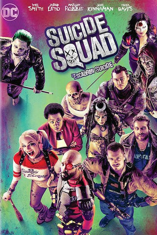 Suicide Squad (2016) (HNR) - Anthology Ottawa
