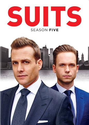 Suits: Season Five (2015) (THNR) - Anthology Ottawa