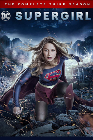 Supergirl: The Complete 3rd Season (2017) (THNR14)