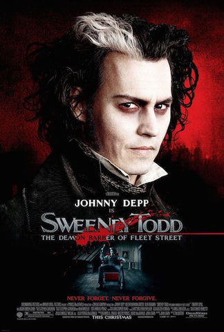 Sweeney Todd: The Demon Barber of Fleet Street (2007) (C)