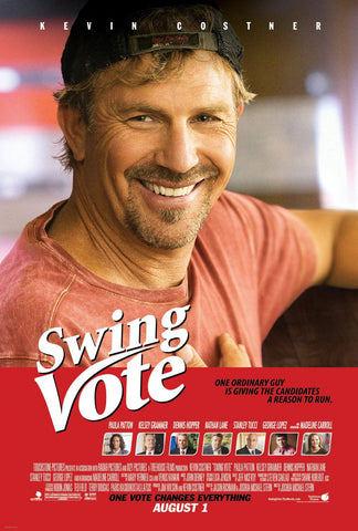 Swing Vote (2008) (C) - Anthology Ottawa