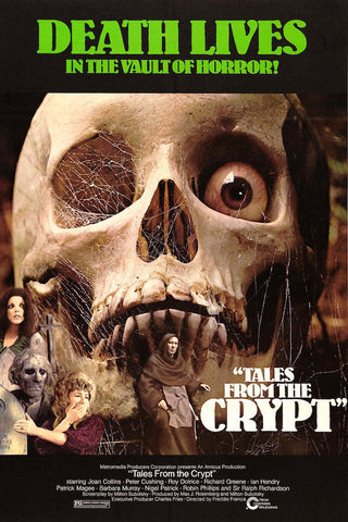 Tales From The Crypt (1972) (RC) - Anthology Ottawa