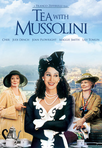 Tea With Mussolini (1999) (C) - Anthology Ottawa