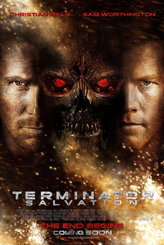 Terminator Salvation (2009) (C) - Anthology Ottawa