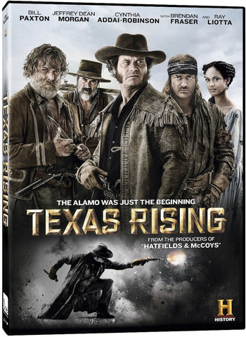 Texas Rising (2015) (TNR) - Anthology Ottawa