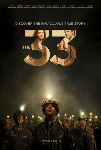 The 33 (2015) (HNR) - Anthology Ottawa