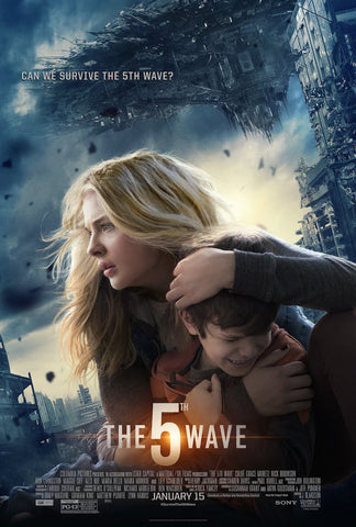 The 5th Wave (2016) (HNR) - Anthology Ottawa