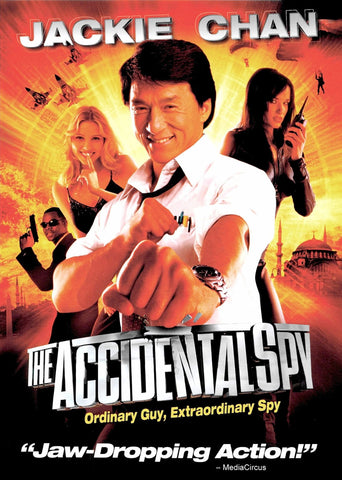 The Accidental Spy (2001) (C) - Anthology Ottawa
