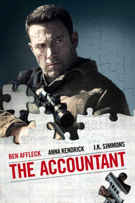 The Accountant (2016) (HNR)