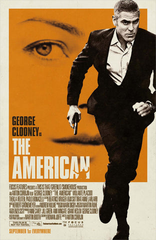 The American (2010) (C) - Anthology Ottawa