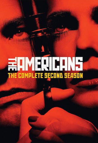 The Americans: The Complete Second Season (2014) (TC14) - Anthology Ottawa