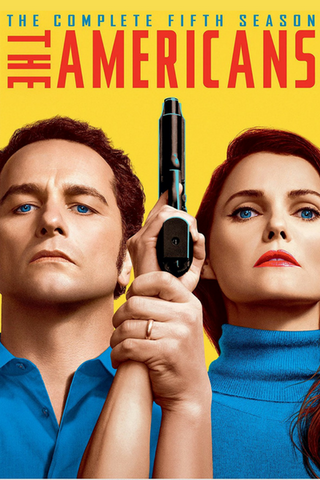 The Americans: The Complete Fifth Season (2017) (THNR14)