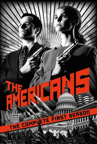 The Americans: The Complete First Season (2013) (TC14) - Anthology Ottawa