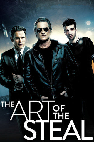 The Art Of The Steal (2013) (C) - Anthology Ottawa