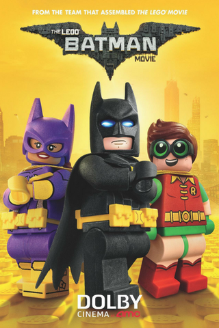 The Lego Batman Movie (2017) (HNR) - Anthology Ottawa
