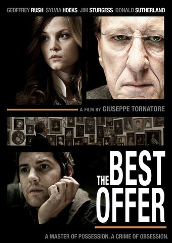 The Best Offer (2013) (7NR) - Anthology Ottawa