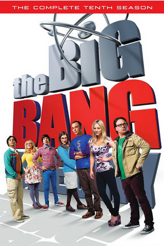 The Big Bang Theory: The Complete Tenth Season (2016) (THNR14)