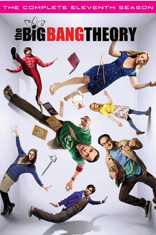 The Big Bang Theory: The Complete 11th Season (2017) (THNR14)