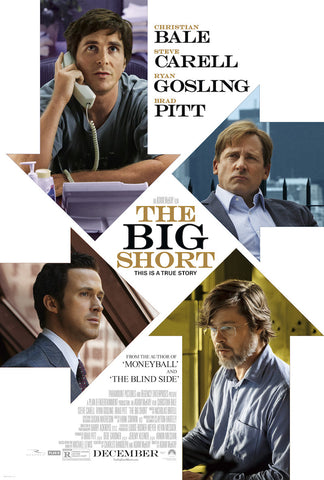 The Big Short (2015) (HNR) - Anthology Ottawa