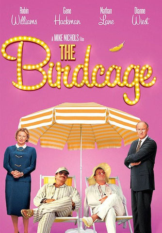 The Birdcage (1996) (SC) - Anthology Ottawa