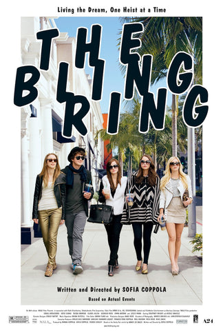 The Bling Ring (2013) (C) - Anthology Ottawa
