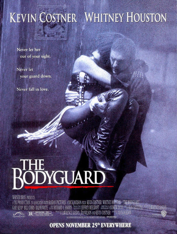 The Bodyguard (1992) (C) - Anthology Ottawa