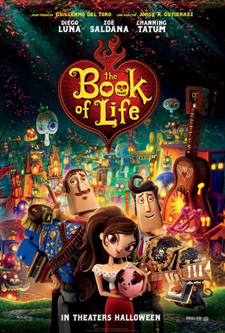 The Book of Life (2014) (7NR) - Anthology Ottawa