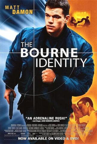 The Bourne Identity (2002) (C) - Anthology Ottawa