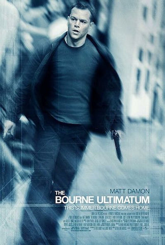The Bourne Ultimatum (2007) (C) - Anthology Ottawa