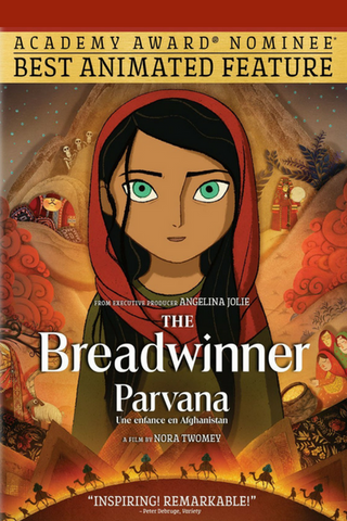 The Breadwinner (2017) (HNR)