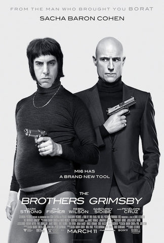 The Brothers Grimsby (2016) (HNR) - Anthology Ottawa