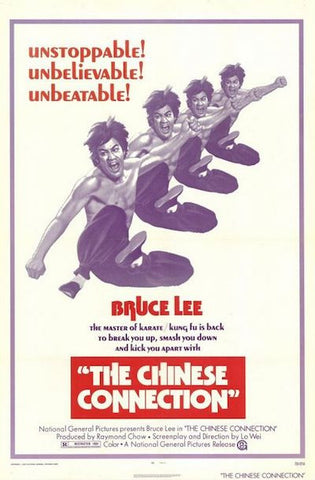 The Chinese Connection (1972) (RC) - Anthology Ottawa