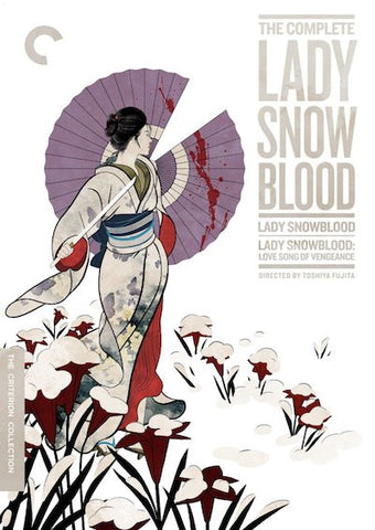 The Complete Lady Snow Blood (1973/1974) (BXS) (HNR) - Anthology Ottawa