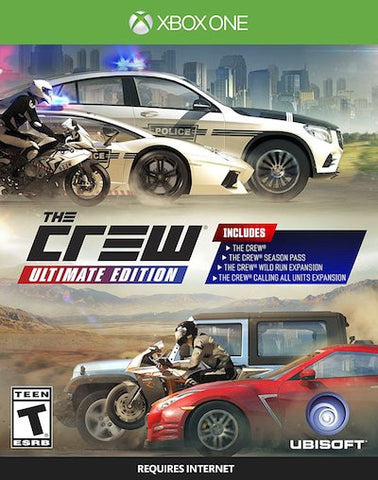 The Crew: Ultimate Edition (2016) XB1 (GHNR) - Anthology Ottawa