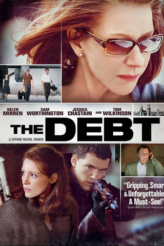 The Debt (2010) (C) - Anthology Ottawa