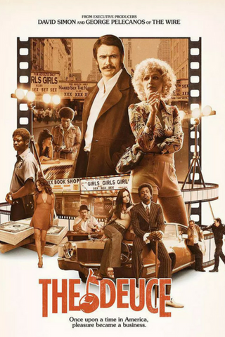 The Deuce: The Complete First Season (2017) (THNR14) - Anthology Ottawa