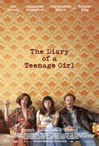 The Diary of a Teenage Girl (2015) (HNR) - Anthology Ottawa