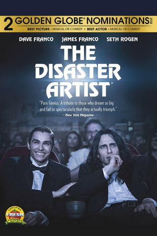 The Disaster Artist (2017) (HNR) - Anthology Ottawa