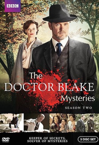The Doctor Blake Mysteries: Season Two (2014) (THNR14) - Anthology Ottawa