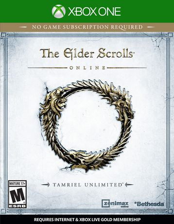 The Elder Scrolls Online: Tamriel Unlimited (2015) XB1 (GNR) - Anthology Ottawa