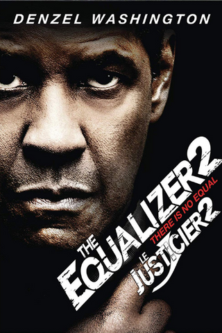 The Equalizer 2 (2018) (HNR)
