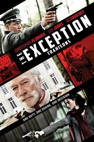 The Exception (2016) (HNR) - Anthology Ottawa