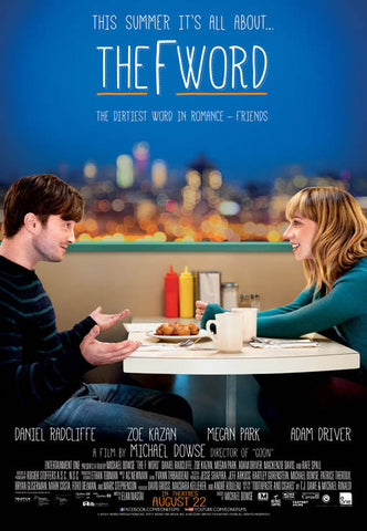 The F Word (aka What If) (2013) (C) - Anthology Ottawa