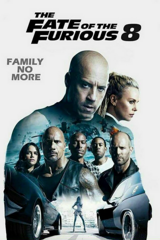 The Fate of the Furious (2017) (HNR) - Anthology Ottawa