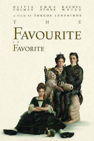 The Favourite (2018) (HNR)