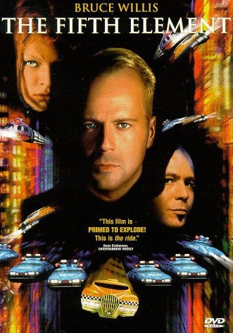 The Fifth Element (1997) (C) - Anthology Ottawa