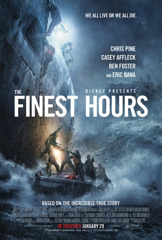 The Finest Hours (2016) (HNR) - Anthology Ottawa